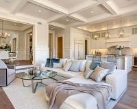 Organic 567 Earl Grey Living Room Install