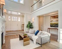Organic 567 Earl Grey Sitting Room Installation