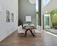 Moderno Mohegan Dining Room Floor Install