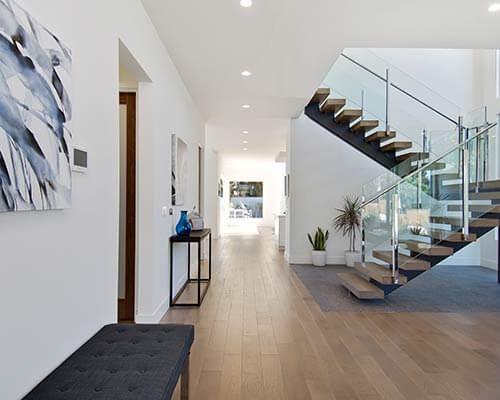 Moderno Mohegan Entryway Install