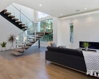 Moderno Mohegan Living Room Installation