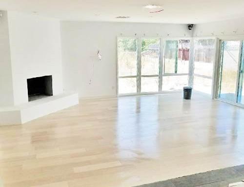 Moderno White Plains Living Room Install in Rosemead CA