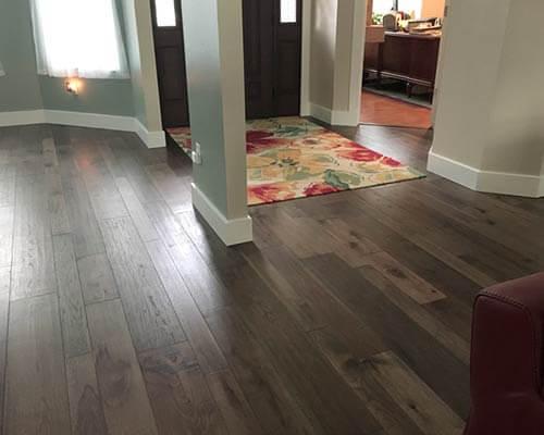 Monterey Casita Hallway Install