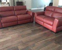 Monterey Casita Living Room Installation