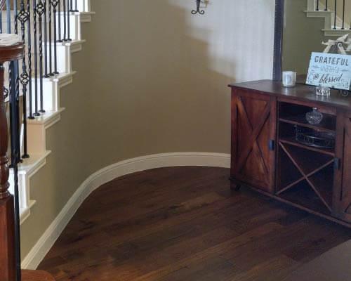 Monterey Puebla Stairway Install