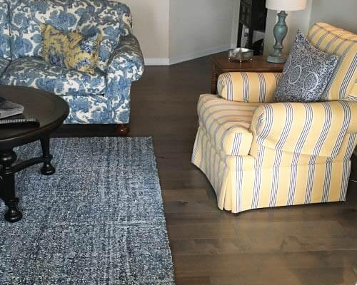 Novella Frost Living Room Install