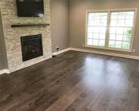 Novella Frost Living Room Installation