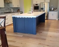 Novella Melville Kitchen Install