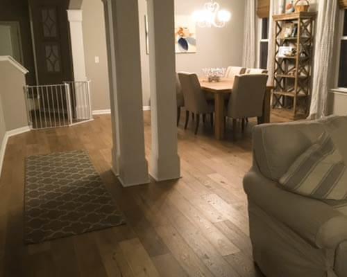 Novella Twain Living Room Install