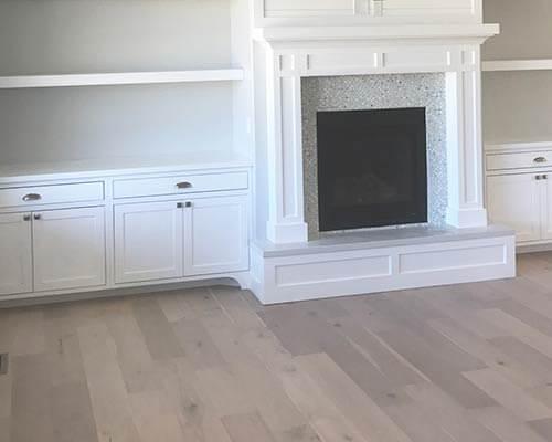 Ventura Seashell Living Room Install