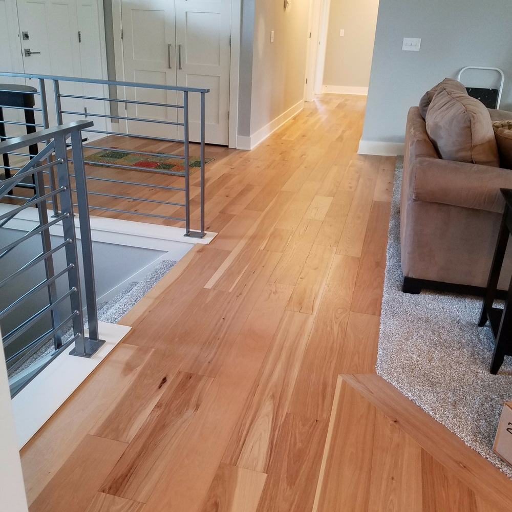 Hickory Flooring Best Hickory Laminate Flooring Pid
