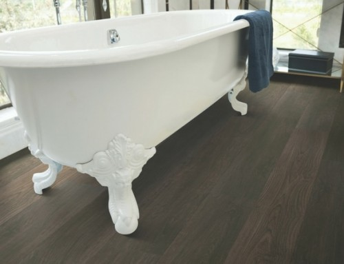 Can Vinyl Flooring Be Used In A Bathroom?