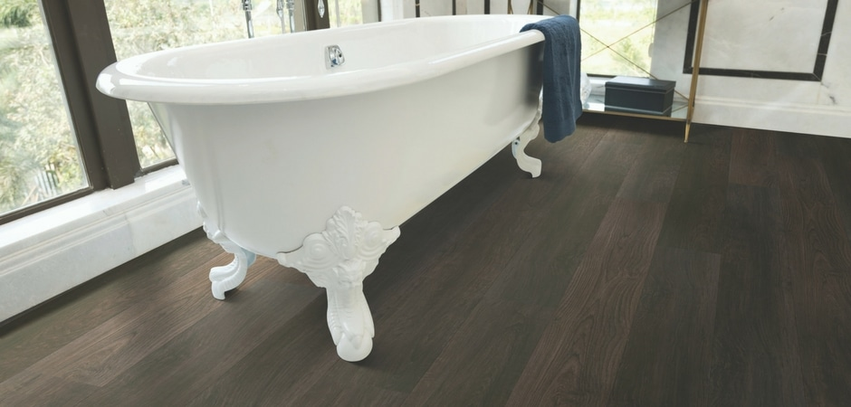 view larger image can vinyl flooring be used in a bathroom - Bathroom Vinyl Flooring