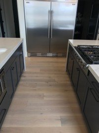 Alta Vista Laguna Kitchen Floor Installation