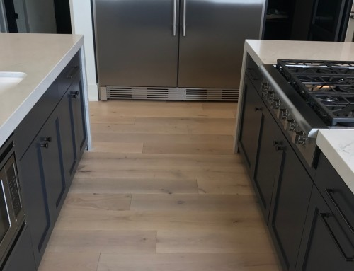 Alta Vista Laguna Kitchen Floor Installation Ashland NE