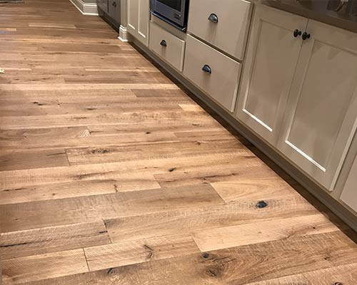 Organic Engineered 567 Chai Kitchen Floor Installation Des Moines IA