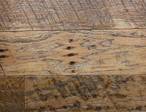 Organic Solid Tulsi Hickory Flooring Installation La Vista NE