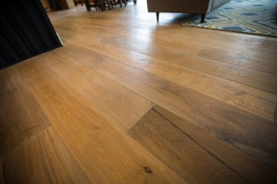 Hallmark Floors Avalon Natural Hickory Flooring