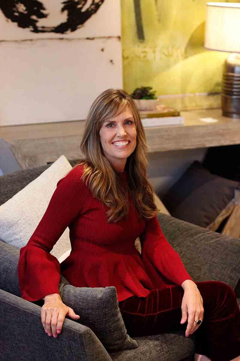 Hallmark Floors Blog Post with Denise Morrison