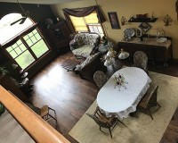 Moneterey Puebla Flooring Installed in Dining Room