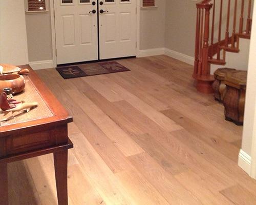 Entryway Floor Home Installation Ventura, Sandal