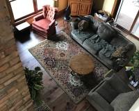 Moneterey Puebla Flooring Installed in Living Room