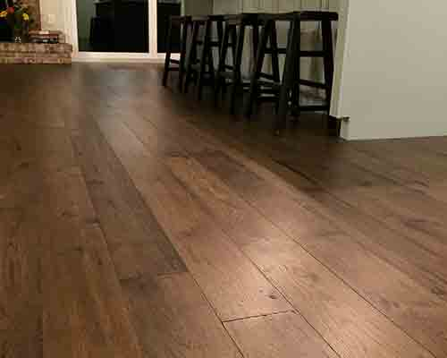 Lakewood WA Monterey Gaucho Dining Room Floors