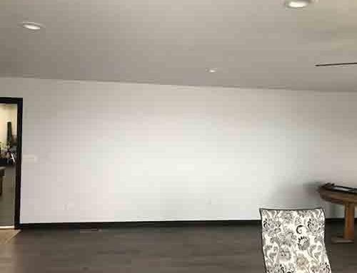 Novella Faulkner Living Room Floor Installation Sioux City IA