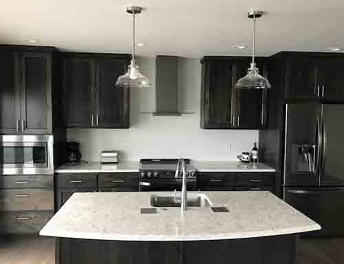 Novella Faulkner Kitchen Floor Installation Sioux City IA