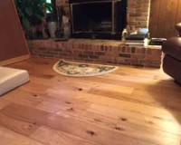 Novella Thoreau Family Room Install