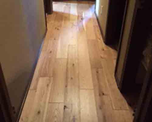 Novella Thoreau Hallway Install