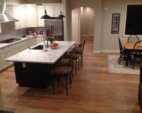 Kitchen and Dining Room Floor Home Installation Ventura, Sandal