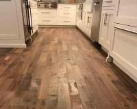Organic Solid Kava Kitchen Floor Installation Kennebunkport, ME