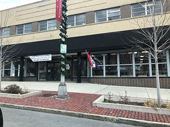 Skips Custom Flooring Storefront