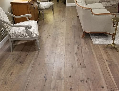 Ventura Sandbar flooring installed in WildWood,MO