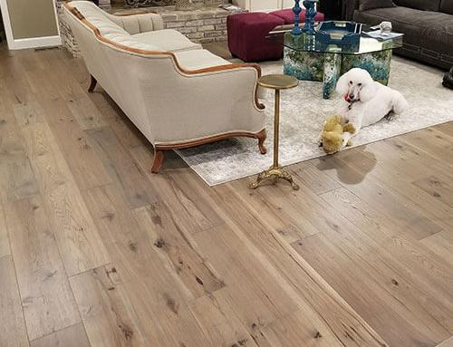 Ventura Sandbar flooring install in WildWood,MO
