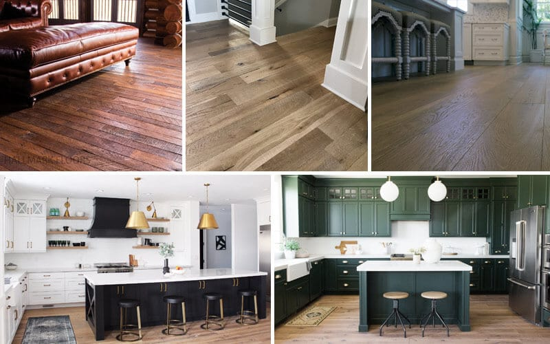 Hallmark Hardwoods Flooring Collections is available nation wide.