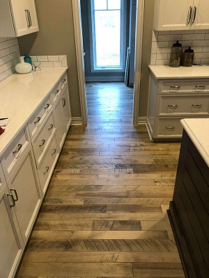 Organic Wood Flooring Installation By Gautsche Sons Llc Omaha Ne