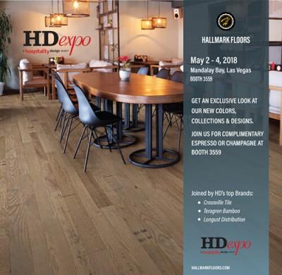 Hallmark Floors HD EXPO May 2018