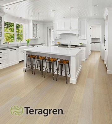 Hughes form the Wright bamboo collection. | Teragren's New Color, Hughes | Hallmark Floors HD EXPO May 2018