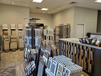 Crossville Flooring Center Showroom in Morristown TN carries all of Hallmark Floors flooring products.