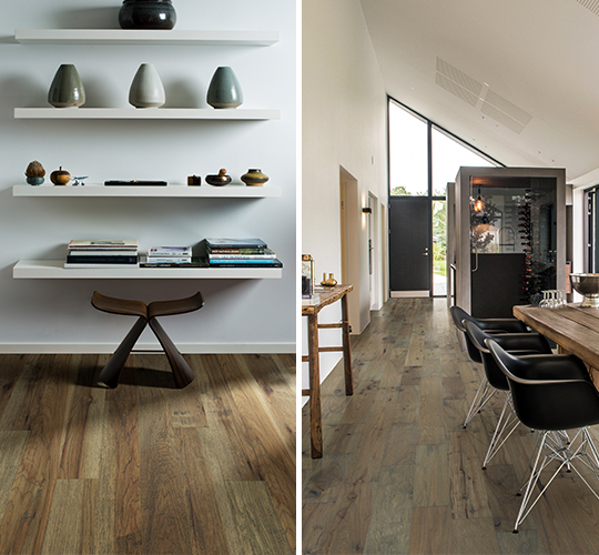 mix and match hallmark floors in your home