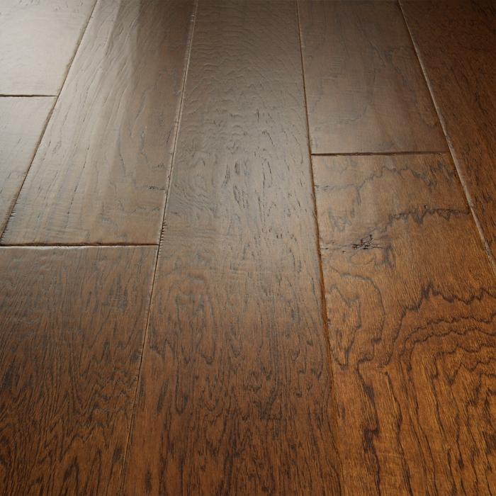 Product Tackroom Hickory Chaparral Engineered Hardwood flooring