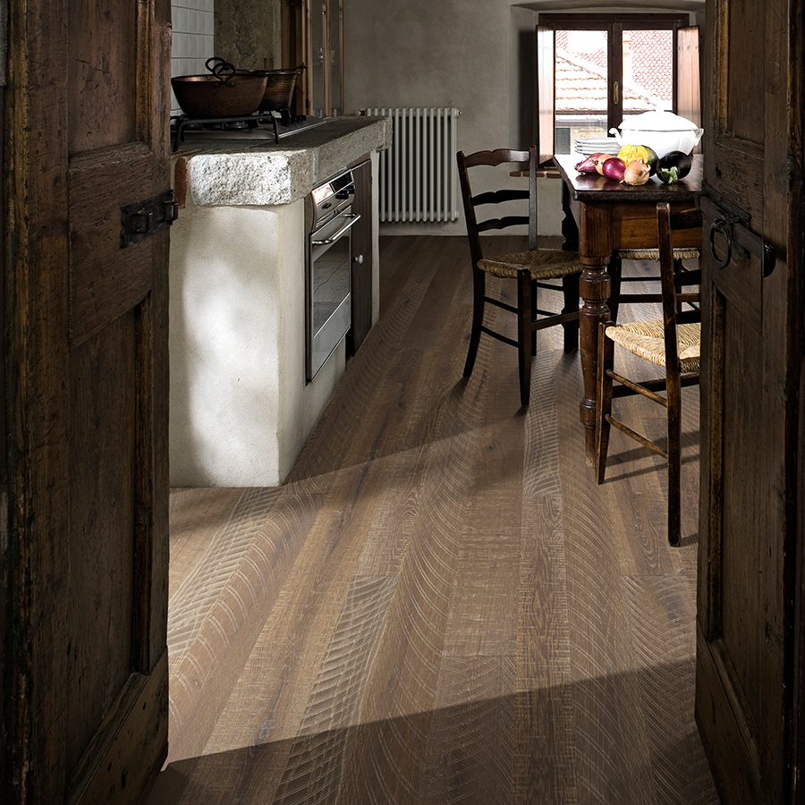 Product Eucalyptus Leaf Oak Organic 567 Engineered Hardwood Flooring