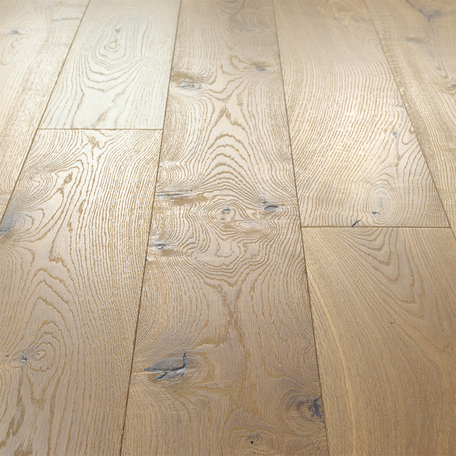 Del Mar, Oak, Hardwood Flooring by Hallmark Floors.