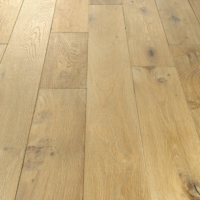 Product Crestline Solid Monroe Oak Vignette by Hallmark Floors