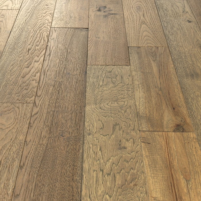 Product Crestline Solid Rainier Hickory Vignette by Hallmark Floors