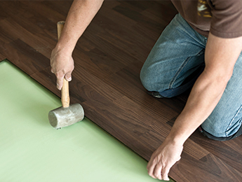 Hallmark Floors wood and vinyl installation guides