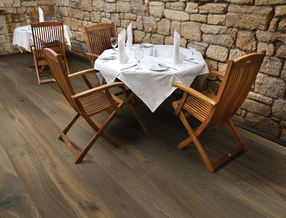 Alta Vista Ojai Oak Commercial Hardwood Flooring