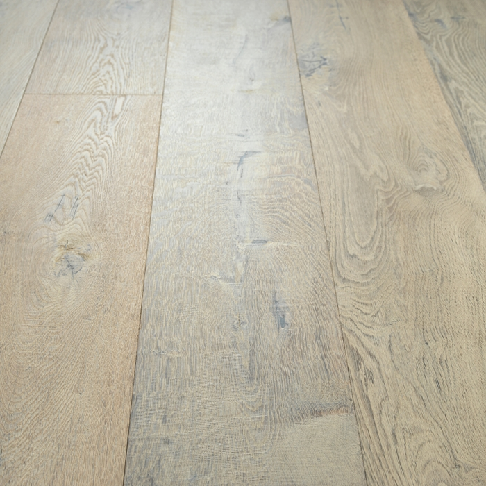 Lemon Grass Oak Hardwood Floors from the True Hardwood Flooring Collection by Hallmark Floors. True Hardwood Flooring where the color goes throughout the surface layer without using stains or dyes.